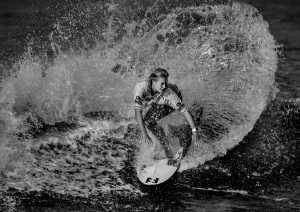PhotoVivo Honor Mention e-certificate - Hung Kam Yuen (Australia)  Surf Action