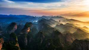 ICPE Honor Mention e-certificate - Mingxian Li (China)  Precipitous Mountains