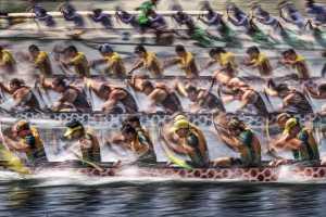 PhotoVivo Gold Medal - Kam Chiu Tam (Canada)  At Top Speed