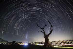 APAS Honor Mention - Deying Huang (China)  Star Tracks