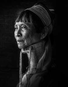 APAS Gold Medal - Risheng Liu (China)  Long Necked Woman
