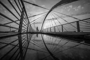 APU Gold Medal - Chin-Fa Tzeng (Taiwan)  Harp Bridge