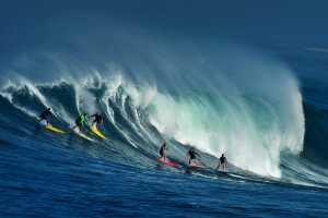 Circuit Merit Award e-certificate - Jacky Wong (USA)  1 Surfing Waimea