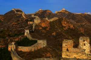 PhotoVivo Gold Medal - Biying Chen (China)  The Great Wall