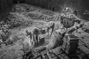 PhotoVivo Gold Medal - Siyuan Huang (China)  Brickyard 1