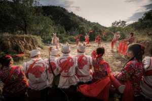 APU Gold Medal - Baolan Liu (China)  Ansai Waist Drum 8