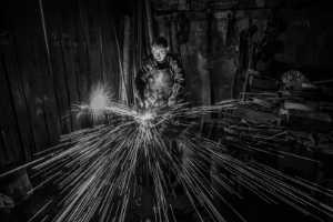 PhotoVivo Gold Medal - Jianyun Bao (China)  Full Of Sparks