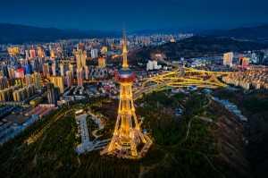 PhotoVivo Gold Medal - Xiangrui Diao (China)  Ablaze With Light