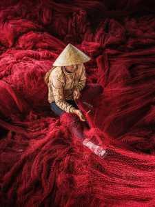 APAS Gold Medal - Hsiang Hui Sylvester Wong (Malaysia)  Net Weaving 019