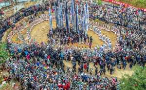 PhotoVivo Honor Mention e-certificate - Guisen Li (China)  Grand Festival Of Sacrifice