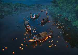 APU Merit Award E-Certificate - Yuk Fung Garius Hung (Hong Kong)  Waterlily Lamp Festival 2