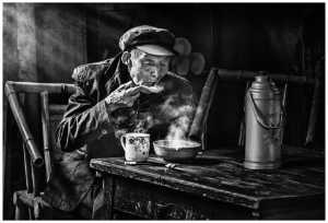 PhotoVivo Honor Mention e-certificate - Yan Wong (China)  Hungry