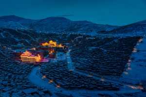 PhotoVivo Gold Medal - Qingcun Zhang (China)  Night