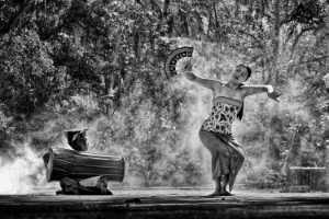 PhotoVivo Gold Medal - Kim-Hock Tan (Singapore)  Dancer In Sangeh Dru