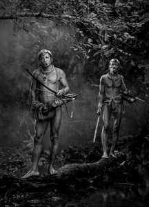 Honor Mention - Mario Blanco (Indonesia)  Sikerei Warrior