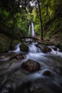Raffles Merit Award E-Certificate - Hendra Dinata Tanzil (Indonesia)  Jumog Waterfall