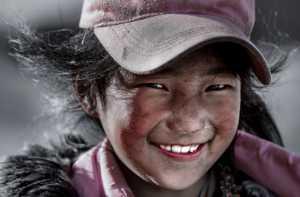 PhotoVivo Gold Medal - Sumao Chen (China)  Beautiful Smile