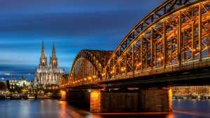 APAS Gold Medal - Chiong Soon Tiong (Malaysia)  Hohenzollern Bridge