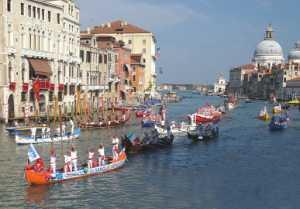 ICPE Honor Mention e-certificate - Urs Jenzer (Switzerland)  Venedig Regatta 4