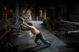 PhotoVivo Gold Medal - Zhongliang Zhang (China)  Hardworking