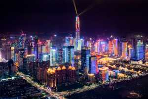 Circuit Merit Award e-certificate - Yuanlin Tang (China)  Night View