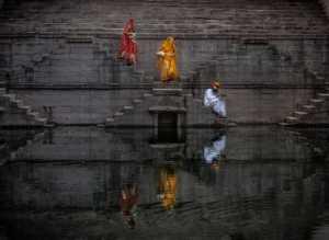 APAS Gold Medal - Joydeep Deb (India)  Mirror Image 2