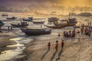 Honor Mention - Min Thu (Myanmar)  Fishing Life