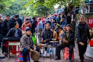 PhotoVivo Gold Medal - Xiaolin Luo (China)  Street Band