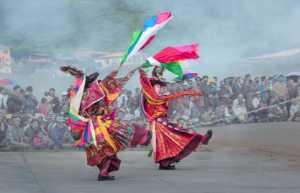 Circuit Merit Award e-certificate - Lin Hu (China)  Tibetan Dance By Hu Lin