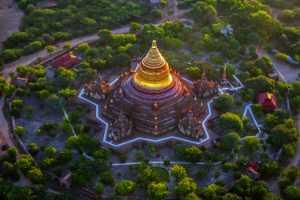 PhotoVivo Honor Mention e-certificate - Guisen Li (China)  Pagoda