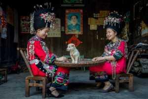 PhotoVivo Gold Medal - Chengdou Wang (China)  Daily Life
