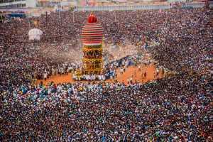 APU Spring Gold Medal - Sudhir Bhajanehatti (India)  3 Sri Gavi Siddeshwara Car Festival