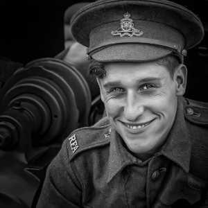 PhotoVivo Honor Mention e-certificate - Trevor Woods (England)  Face Of Britain 7201