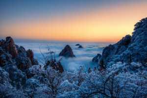 Circuit Merit Award e-certificate - Yiping Zhang (China)  Snow And Cloud