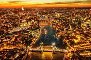 PhotoVivo Gold Medal - Man Yu Alex Fung (Hong Kong)  Sunset In London 02