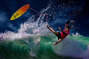 Circuit Merit Award e-certificate - Yongxiong Ling (Australia)  Surfing 34