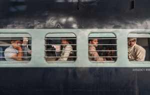 PhotoVivo Gold Medal - Xiao Xiao (China)  Train Windows