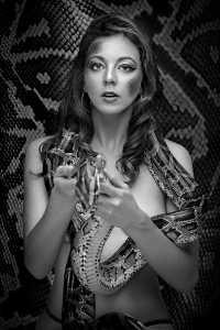 PhotoVivo Gold Medal - Lee Eng Tan (Singapore)  Snake Woman 8