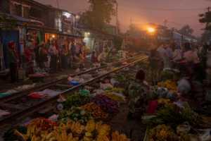 APU Honor Mention e-certificate - Nan Kay Thi Hlaing (Myanmar)  Train Market