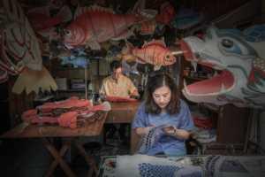 PhotoVivo Gold Medal - Congtao Huang (China)  Paper Lantern