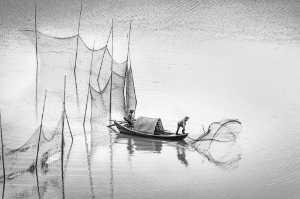 PhotoVivo Gold Medal - Min Tan (Malaysia)  Net Fishing