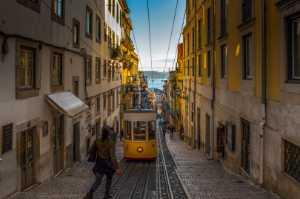 ICPE Gold Medal - Ranajabeen Nawab (India)  Yellow Tram Lisboa