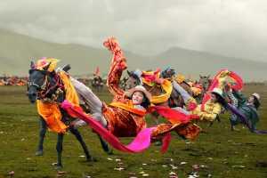 PhotoVivo Honor Mention e-certificate - Yunchang Fu (China)  Grassland Riding