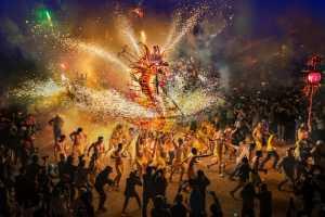 PhotoVivo Gold Medal - Im Kai Leong (Macau)  Fire Dragon