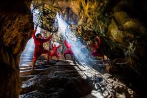 RPST Honor Ribbon - Chaiyatat Namsubin (Thailand)  Nang Yai In The Cave