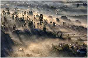 PhotoVivo Gold Medal - Thomas Lang (USA)  Bali Daybreak