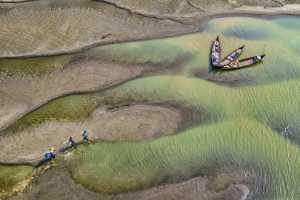 Raffles Honor Mention E-Certificate - Chan Myae Hlaing (Myanmar)  Fishermen