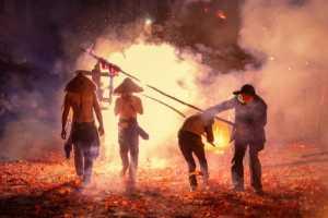 PhotoVivo Gold Medal - Ziqin Wu (China)  Flaming