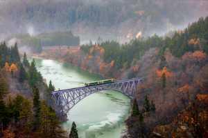Circuit Merit Award e-certificate - Chan Myei Maung (Japan)  Fukushima Tadami River Bridge In Japan