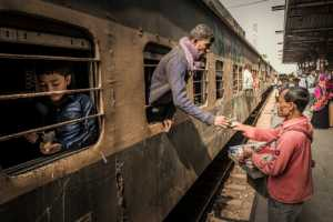 PhotoVivo Gold Medal - Chenglin Zheng (China)  Different Lives In The Train 3